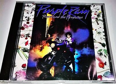 Cd Prince And The Revolution - Purple Rain (1984) Usa