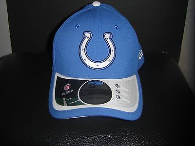 a4448c5f2 New Era 39Thirty On Field Nfl Indianapolis Colts Hat Nwt M/l Football