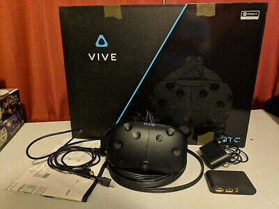 HTC VIVE VR Headset  RRP £499 99 - £349 99 | PicClick UK