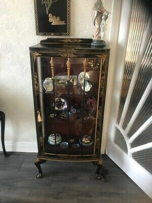 Oriental/Chinese/Chinoiserie Display Cabinet