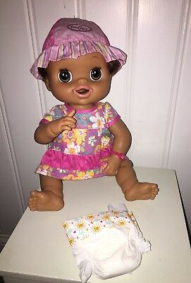 2010 Baby Alive------Real Surprise Hispanic Doll-----Poops & Talks-----**WORKS**
