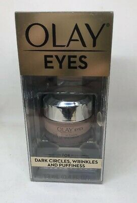 OLAY EYES ULTIMATE EYE CREAM FOR DARK CIRCELS,WRINKLES AND PUFFINESS 13ML(0.4oz)