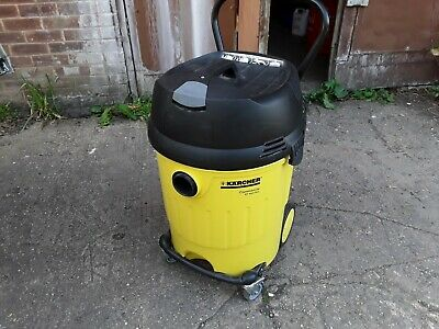 Karcher wet and dry commerial vacuum cleaner