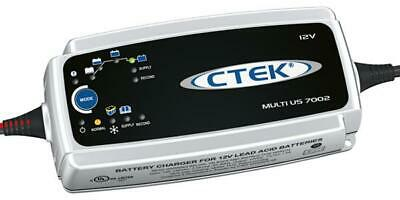 CTEK Battery Charger Multi US Automatic Battery Charger Tester Car Boat Storage