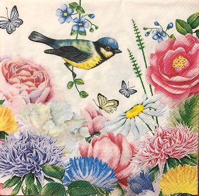 2 single Paper Napkins for DECOUPAGE Crafts Collection Kids