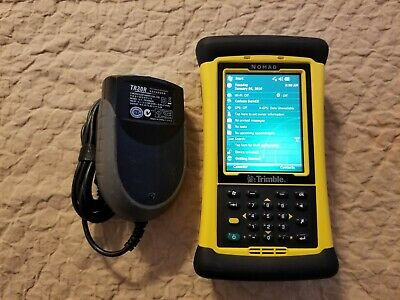 Trimble TDS Nomad 900 Data Collector, Survey Pro GNSS