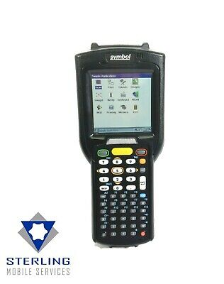 MC3190 Motorola Symbol Barcode Scanner battery included + 90 day warranty