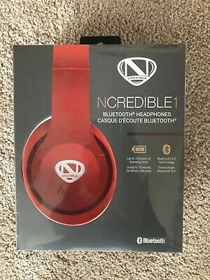 9bee9db8888 NCREDIBLE1 WIRELESS BLUETOOTH Headphones Nick Cannon - Black (s#19a ...
