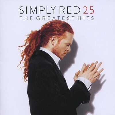 Simply Red - 25: The Greatest Hits - UK CD album 2008