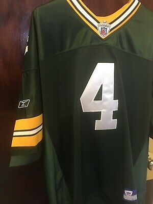 Nice NFL GREEN BAY Packers Charles Woodson Reebok Super Bowl XLV Sewn