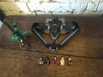 Lego 76046 DC Comics Super Heroes - Dawn of Justice: Sky High Battle - complete