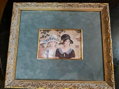 Beautiful Antique Victorian Style Bannister  Print