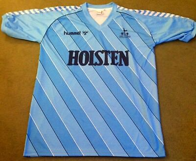 Retro Tottenham 1985-1987 Holsten Away Shirt ALL SIZES