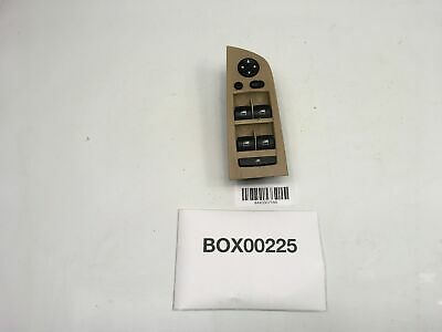 2007 bmw 328xi e90 front driver side power master window switch control oem+