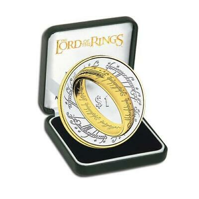 New Zealand - 2003 - Silver Dollar Proof Coin - Lord Of The Rings