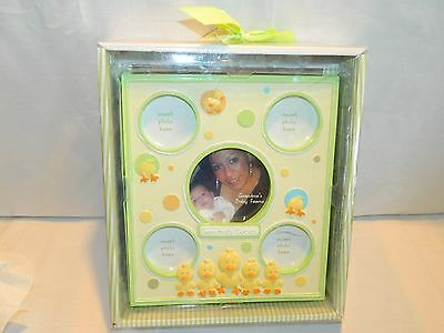 Baby Essentials 'Grandma'S Cuties' Picture Frame Nib
