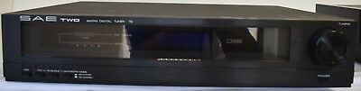 SAE Vintage Model T6 AM/FM Tuner Tested and works great