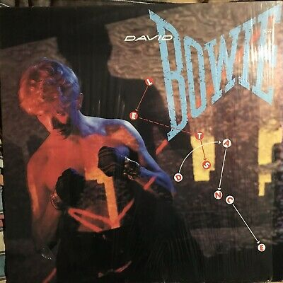 DAVID BOWIE • Let's Dance • Vinile LP • 1983 EMI