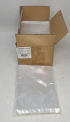 """1000 Polypropylene Bags 4.75"""" x 6.75"""" New In box"""