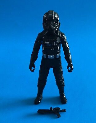 Star Wars Force Link Tie Fighter Pilot Solo Story Target Exclusive Loose