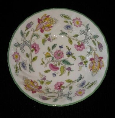"Minton Fine China Haddon Hall Pattern Made In England Coupe Cereal/Fruit 5"" Bowl"