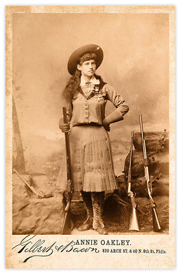 Annie Oakley (Legends of the Wild West)