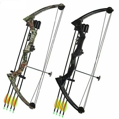 Archery Bow Children Outdoor Hunting Shooting Practice Compound Bow G05
