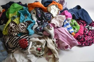 Wholesale Lot 75 Items Kids/Youth Boys/Girls Clothing Items Tops & Bottoms