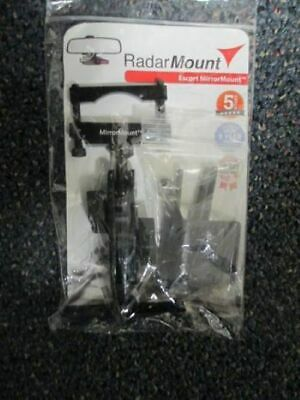 New RadarMount.com Mirror Mount Radar Detector Bracket - Escort MAX360 MAX2 MAX
