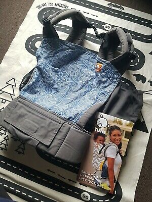 Tula Baby Carrier (Ripple)