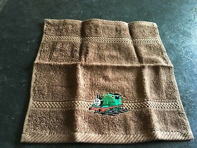 Percy Friend of Thomas Embroidered Face Cloth