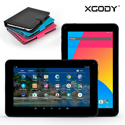 """XGODY 8GB Android 5.1 9"""" INCH Tablet PC WIFI Quad-Core Bluetooth 2*Camera IPS"""