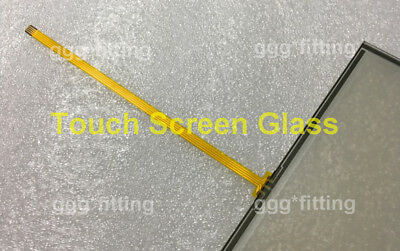 One For Omron NS10-TV00/TV00B/TV01/TV01B-V1/V2  Touch Screen Glass + Tracking ID