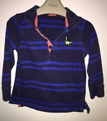 Boys Age 2-3 Years - George Polo Shirt