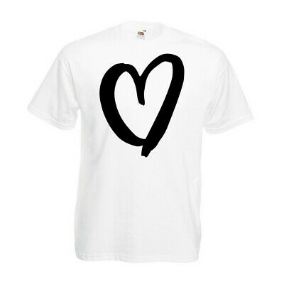 Eurovision Heart T-shirt - Eurovision Party Singing Song Contest 2019 Gift Top