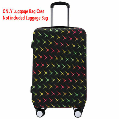24'' Suitcase Hard Shell Cover 4 Wheel Spinner Trolley Travel Luggage Bag Case