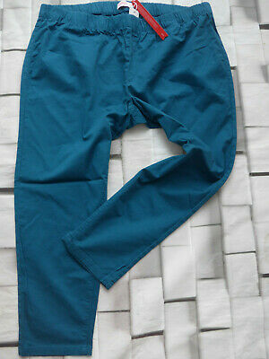 Details zu Sheego Hose Jeggings Leggings Jogpants Gr. 44 bis 54 Khaki Gummizug (134) NEU