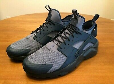 4dc9fd95b96e Nike Air Huarache Run Ultra Men s Size 15 Armory Blue Navy Blue Black 819685