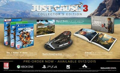 Just Cause 3 - Collector's Edition | Xbox One New (4)