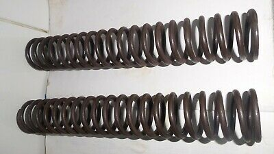 Bsa A7 A10 Rgs B31 B33 Goldstar  Front Fork Springs Uk Made
