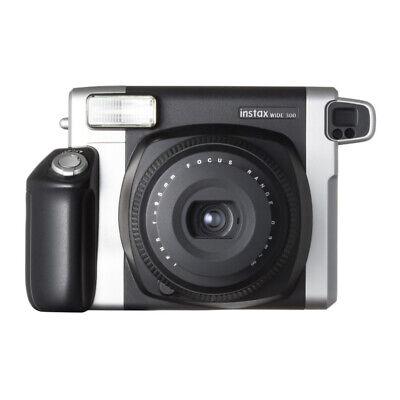 Fujifilm Instax Wide  300 Instant Film Camera with Twin Pack Film Bundle