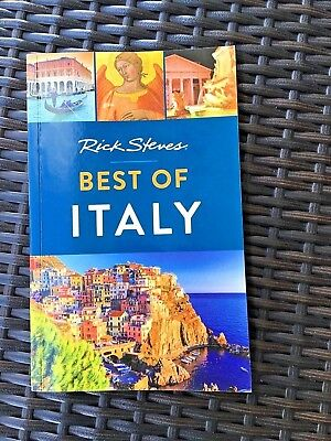 Rick Steves Best Of Italy NEW Edition