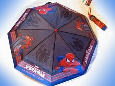 SPIDERMAN MARVEL Umbrella Ombrello OFFICIAL MERCHANDISE