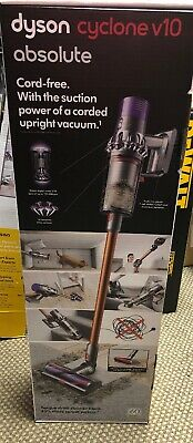 Dyson Cyclone V10 Absolute Cord-Free Vacuum - Up To 60 Minutes Run Time - NIB
