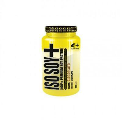 ISO SOY+ - 900gr - 4 PLUS NUTRITION