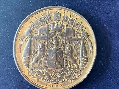 French medal by I.Marechal