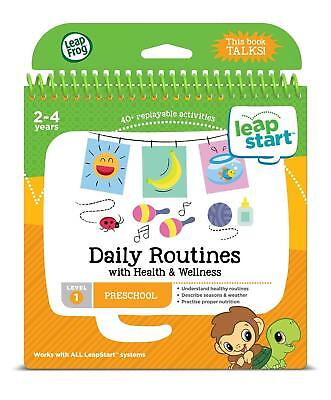 LeapFrog LeapStart - Level 1 Preschool - Daily Routines with Health and Wellness