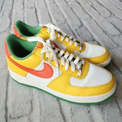 4563f9d16e 2017 Nike Air Force 1 Carnival Shoes 845053-700 Size 9