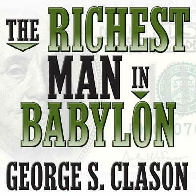 The Richest Man in Babylon  -  AudioBook - No CD