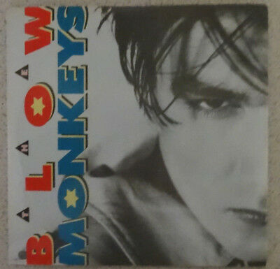 """Blow Monkeys, It Doesn't Have To Be This Way 7"""", RCA Records"""